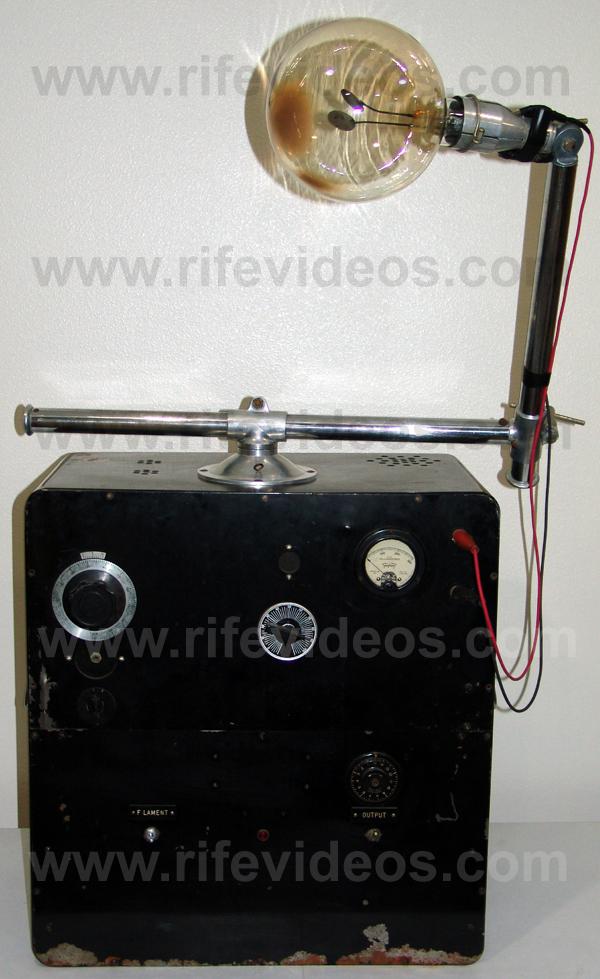 what is rife machine