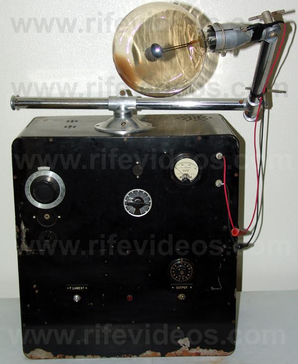beam rife machine