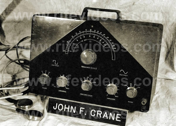 John Crane Pad Machine