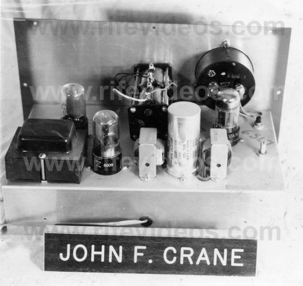 John Cranes Pad Machine