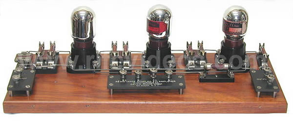 Three Stage Amplifier