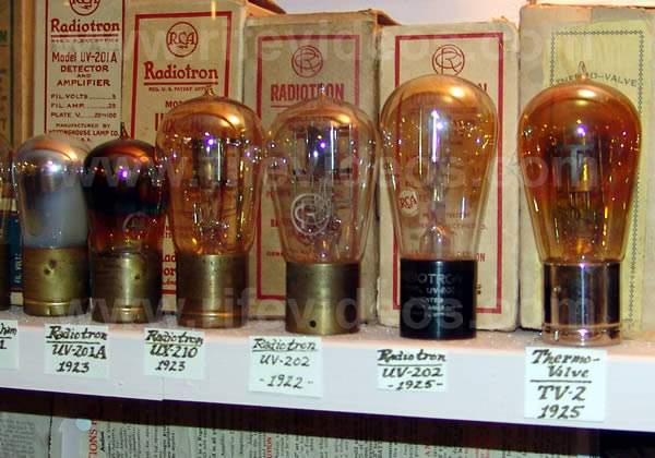 Tubes For Five Stage Amplifier