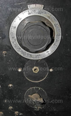 Rife Machine Frequency Dial
