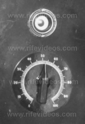Rife Machine Amplitude Dial