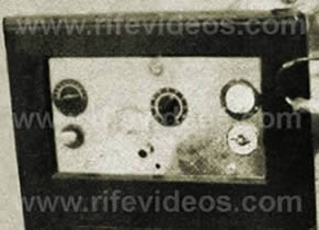 Rife Machine Faceplate