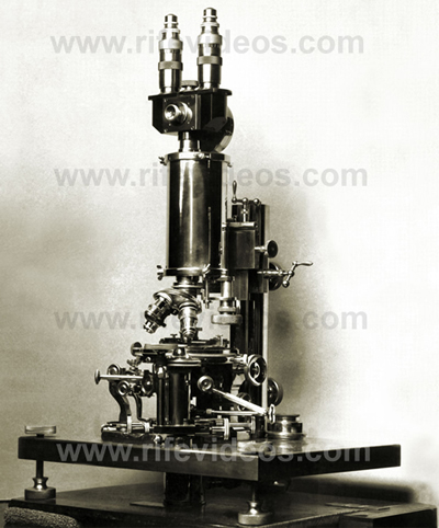 Number 2 Rife Virus Microscope