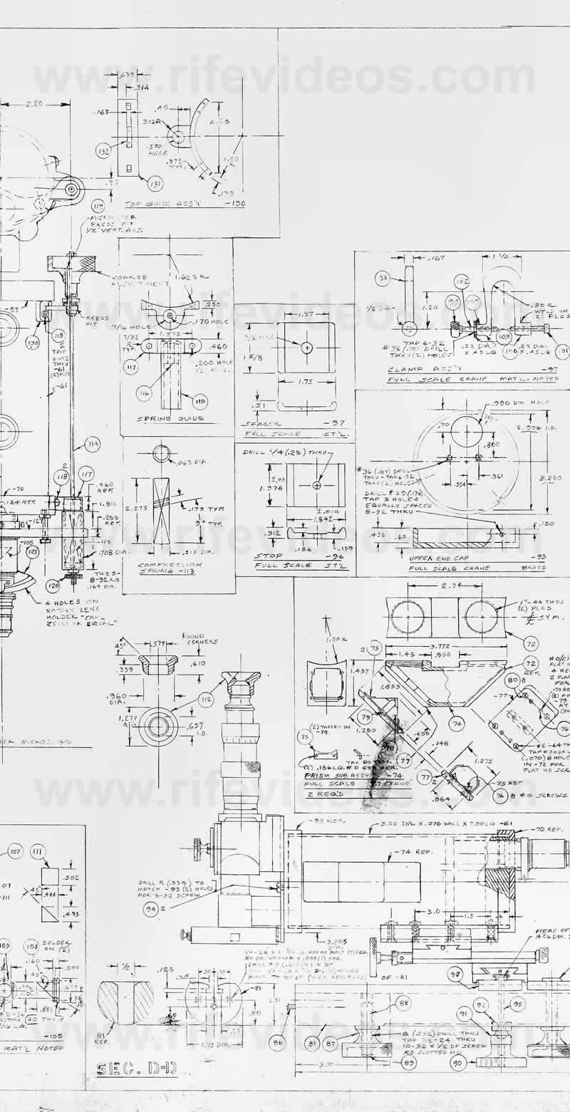 rife machine plans
