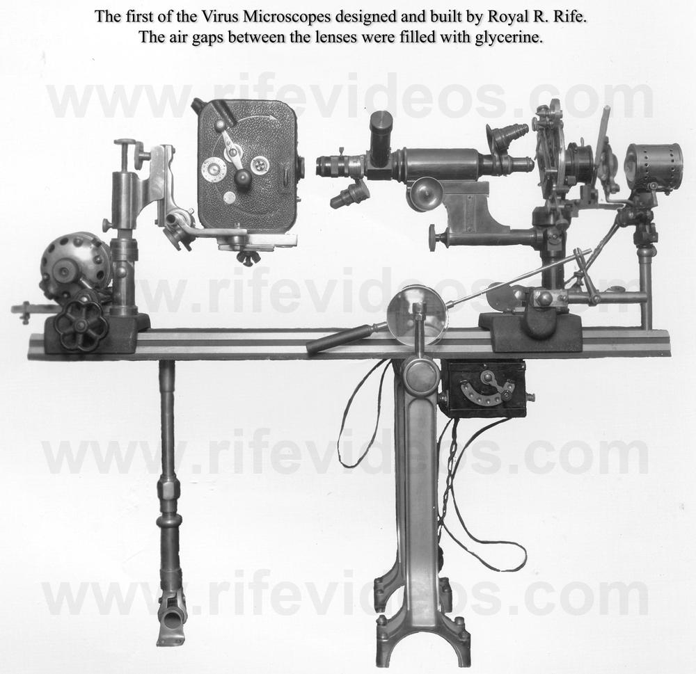 royal raymond rife machine